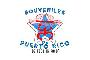 Souveniles de Puerto Rico USA